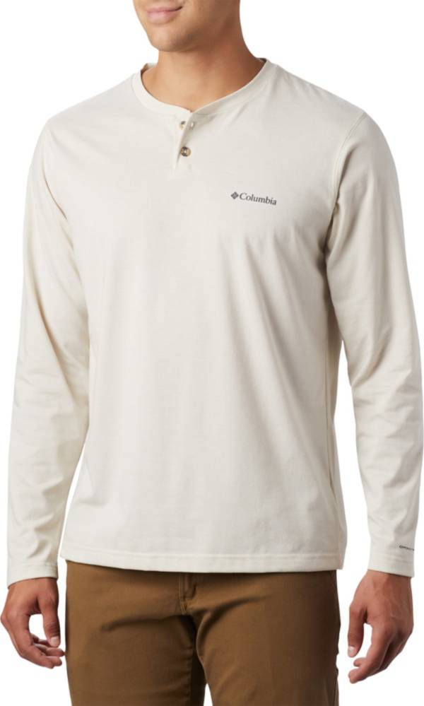 Columbia Men's Thistletown Park Long Sleeve Henley Shirt (Regular and Big & Tall) product image