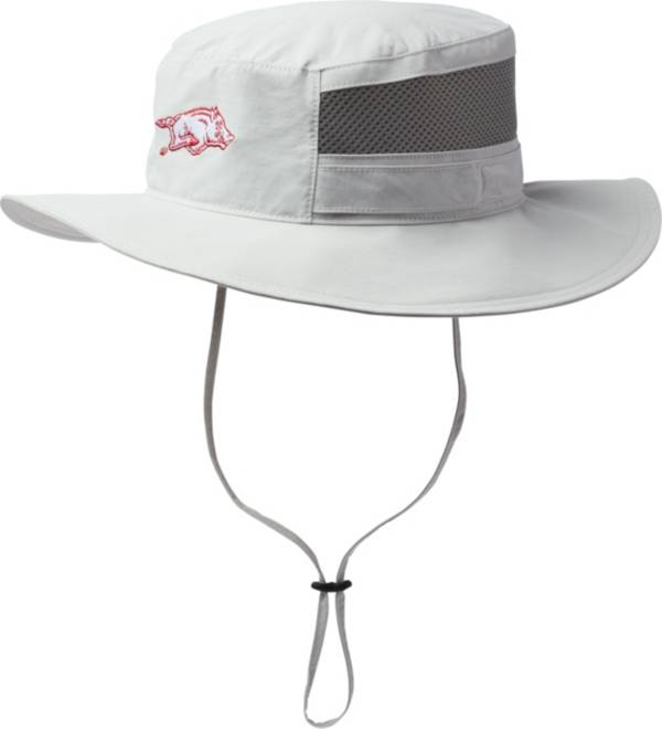 Columbia Men's Arkansas Razorbacks Grey Bora Bora Booney Hat product image