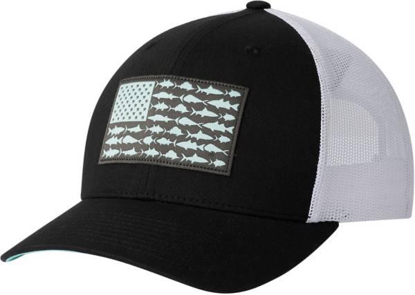 Columbia Men's PFG Mesh Snapback Fish Flag Hat product image