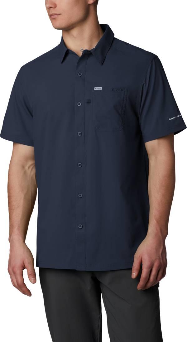 Columbia Men's Slack Tide Camp Short Sleeve Button Down Shirt product image