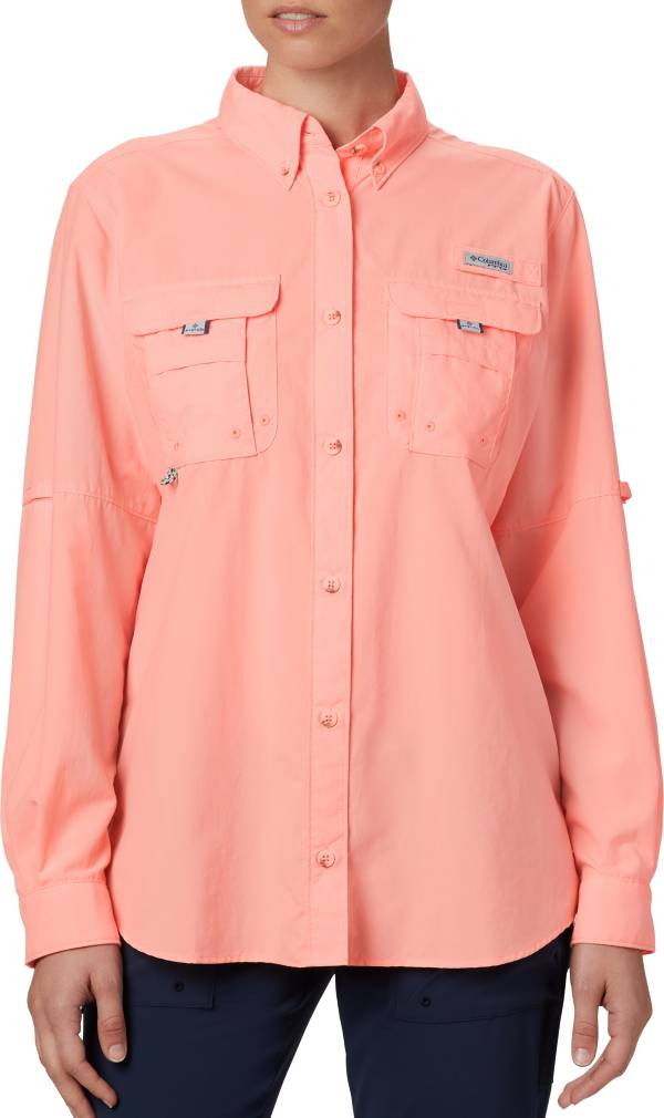 Columbia Women's Bahama Short Sleeve Button Down Shirt product image