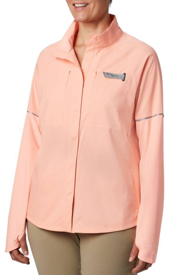 Columbia Women's PFG Ultimate Catch Zero Long Sleeve Hybrid Shirt product image