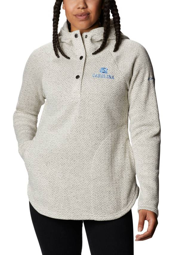 Columbia Women's North Carolina Tar Heels Darling Days Full-Zip White Hoodie product image