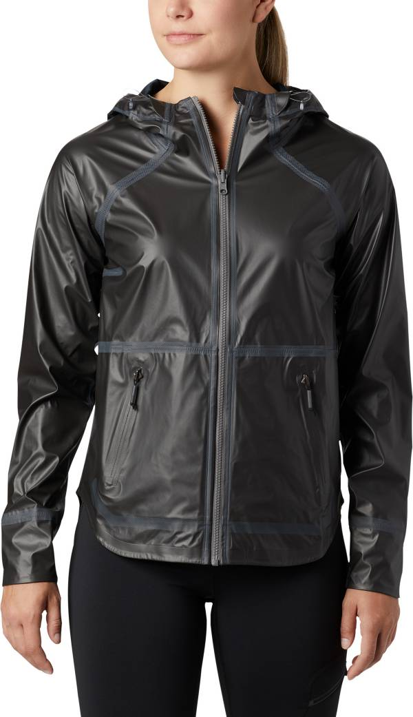 Columbia Women's Plus Size OutDry EX Reversable II Rain Jacket product image