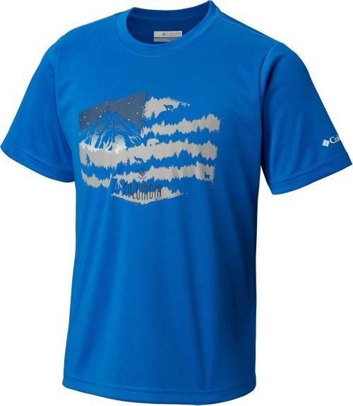 3944e1d4f9f Columbia Youth Peak Freak Short Sleeve T-Shirt | DICK'S Sporting Goods