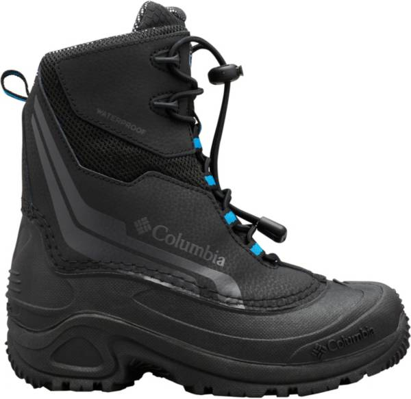 Columbia Kids' Bugaboot Plus IV Omni-Heat 400g Waterproof Winter Boots product image