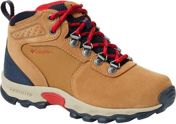 Columbia Kids' Newton Ridge Suede Waterproof Hiking Boots product image