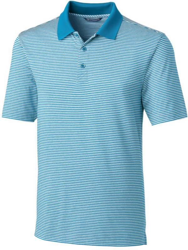 Cutter & Buck Men's Forge Tonal Stripe Golf Polo product image