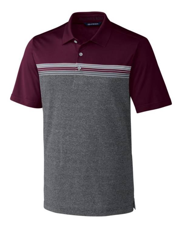 Cutter & Buck Men's Alki Stripe Golf Polo product image