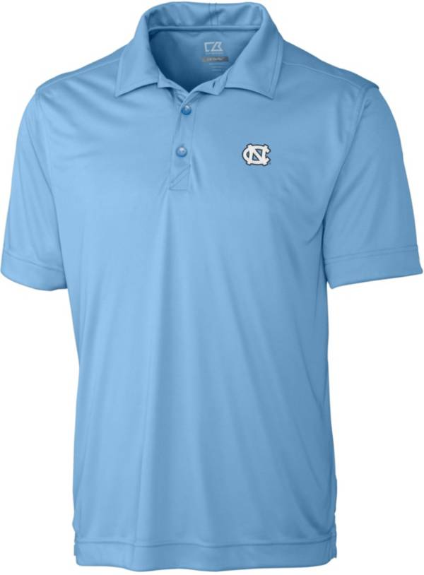 Cutter & Buck Men's North Carolina Tar Heels Carolina Blue Northgate Polo product image