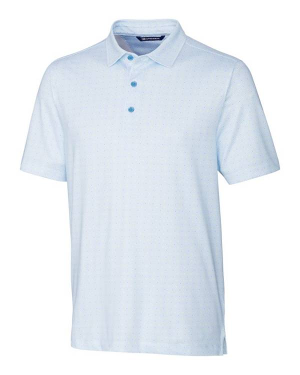 Cutter & Buck Men's Pike Double Dot Print Golf Polo product image