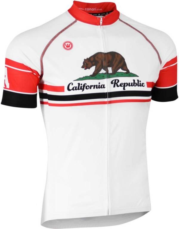 Canari Men's California Bear Cycling Jersey product image