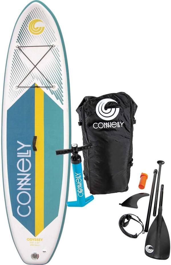 Connelly Odyssey 2.0 Inflatable Stand-Up Paddle Board Package product image