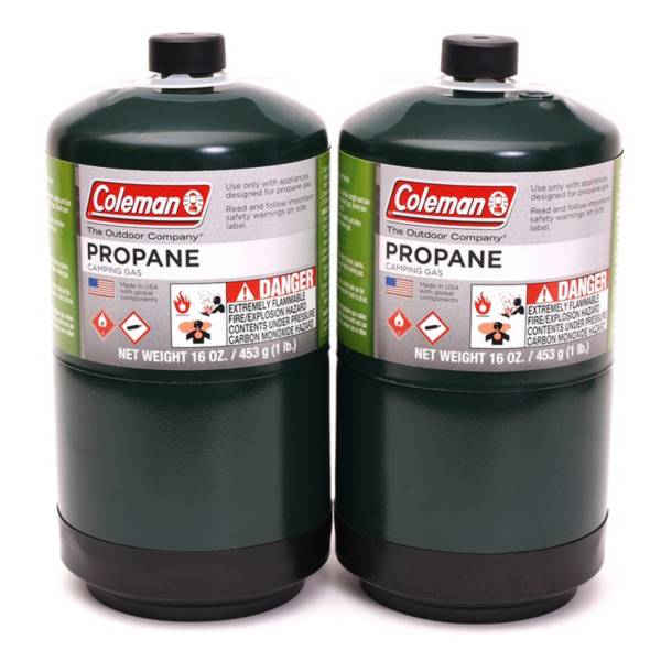 Coleman Propane Fuel 2-Pack product image
