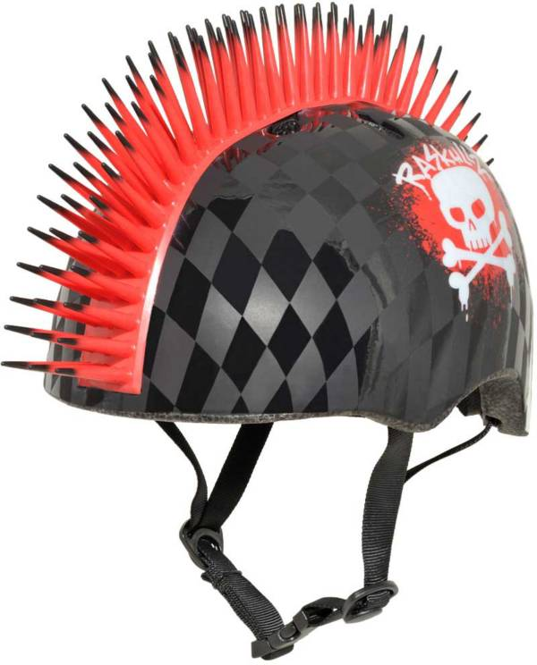 Raskullz Youth Skull Hawk Bike Helmet product image