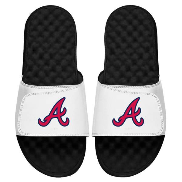 Islide Youth Custom Atlanta Braves Sandals product image