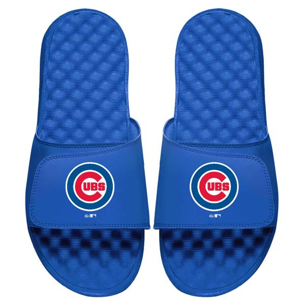 Islide Youth Custom Chicago Cubs Sandals product image