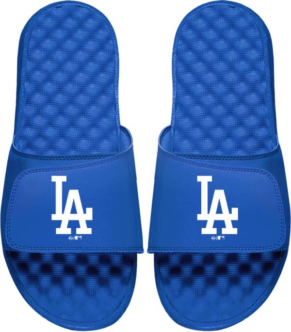 ISlide Los Angeles Dodgers Alternate Logo Sandals product image