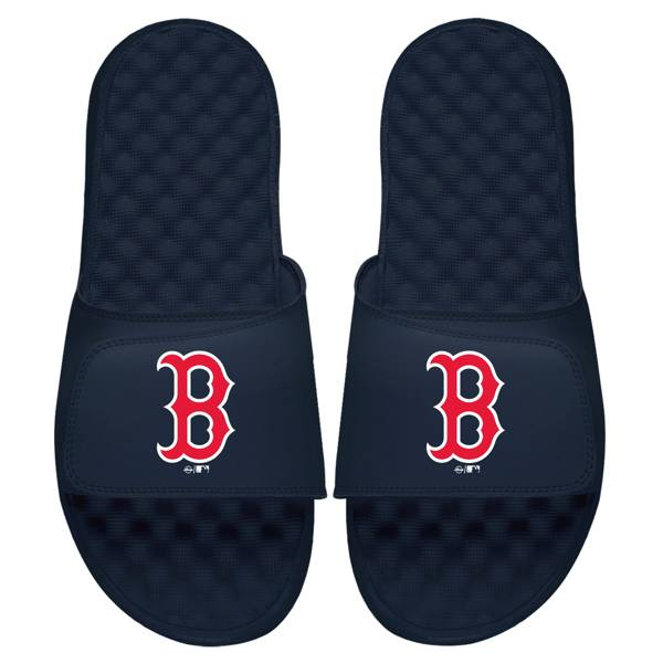 Islide Youth Custom Boston Red Sox Sandals product image