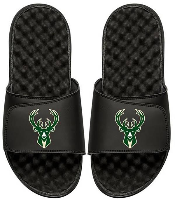 Islide Youth Custom Milwaukee Bucks Sandals product image
