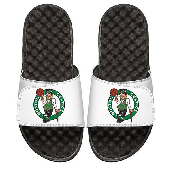ISlide Custom Boston Celtics Sandals product image