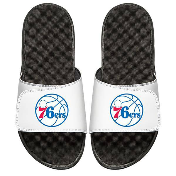 ISlide Custom Philadelphia 76ers Sandals product image