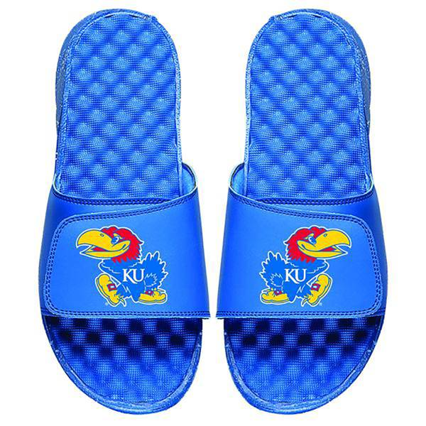 ISlide Kansas Jayhawks Sandals product image