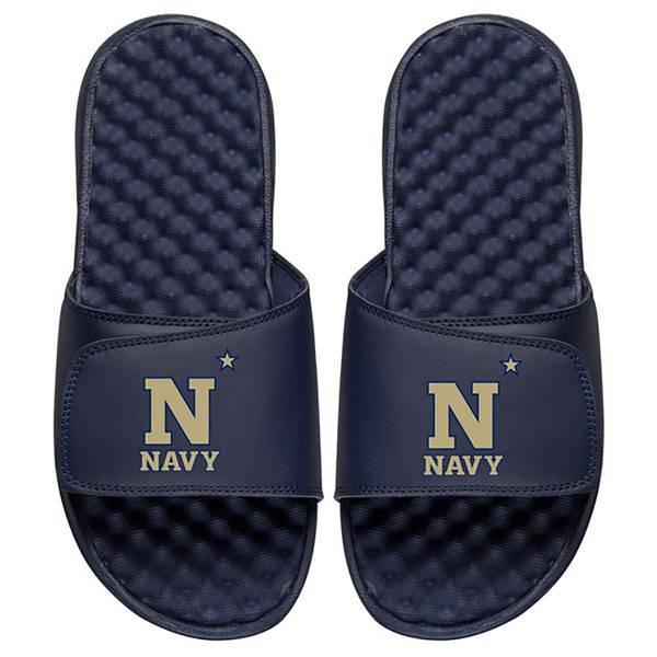ISlide Navy Midshipmen Sandals product image