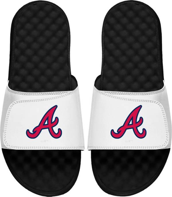 ISlide Atlanta Braves Alternate Logo Youth Sandals product image