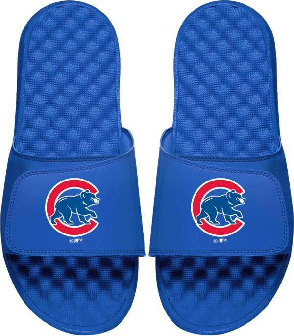 ISlide Chicago Cubs Youth Alternate Logo Sandals product image