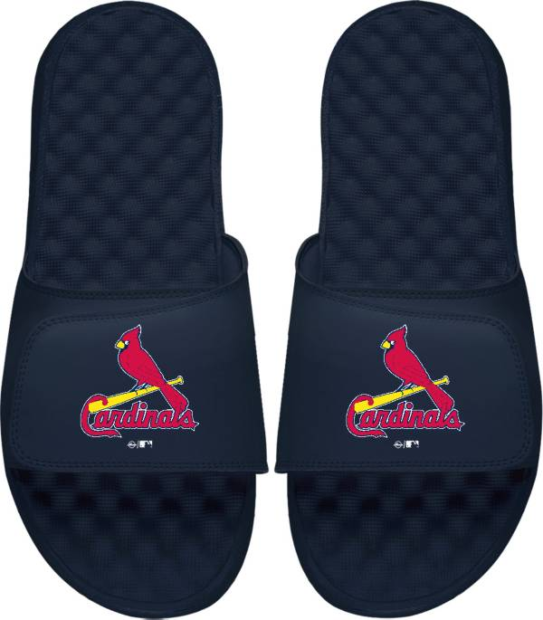 ISlide St. Louis Cardinals Logo Youth Sandals product image