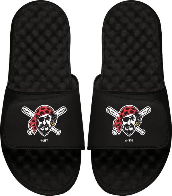 ISlide Pittsburgh Pirates Youth Alternate Logo Sandals product image
