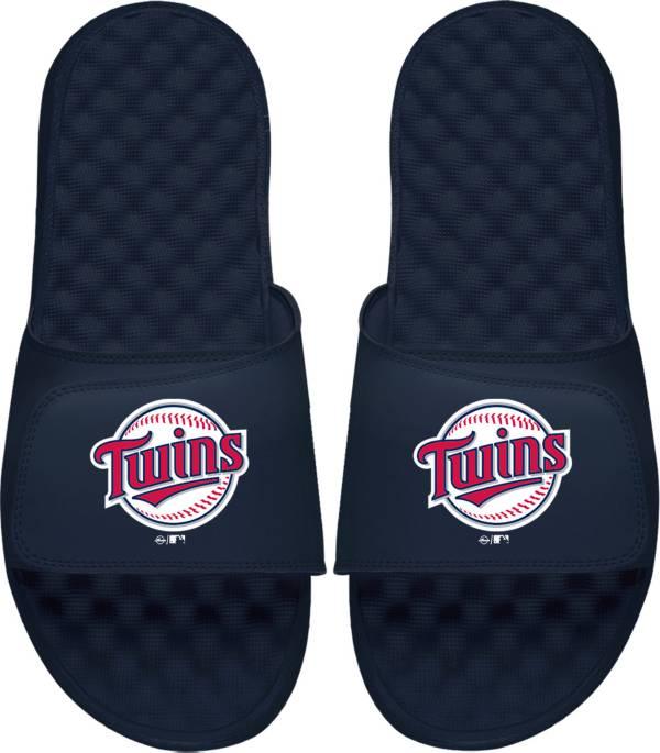 ISlide Minnesota Twins Youth Alternate Logo Sandals product image