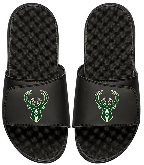 ISlide Milwaukee Bucks Youth Sandals product image