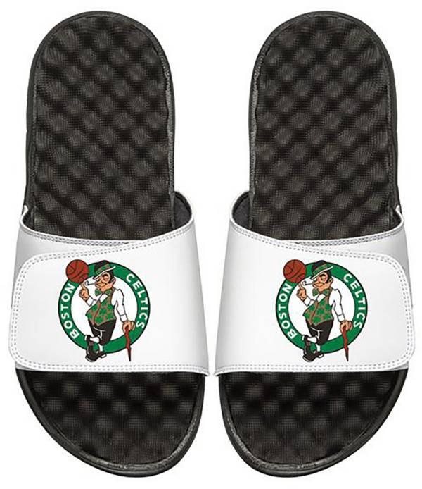 ISlide Boston Celtics Youth Sandals product image