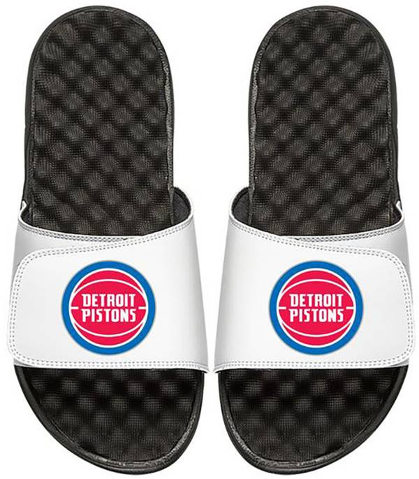 ISlide Detroit Pistons Youth Sandals product image