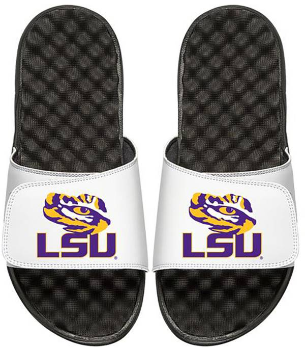 ISlide LSU Tigers Youth Sandals product image