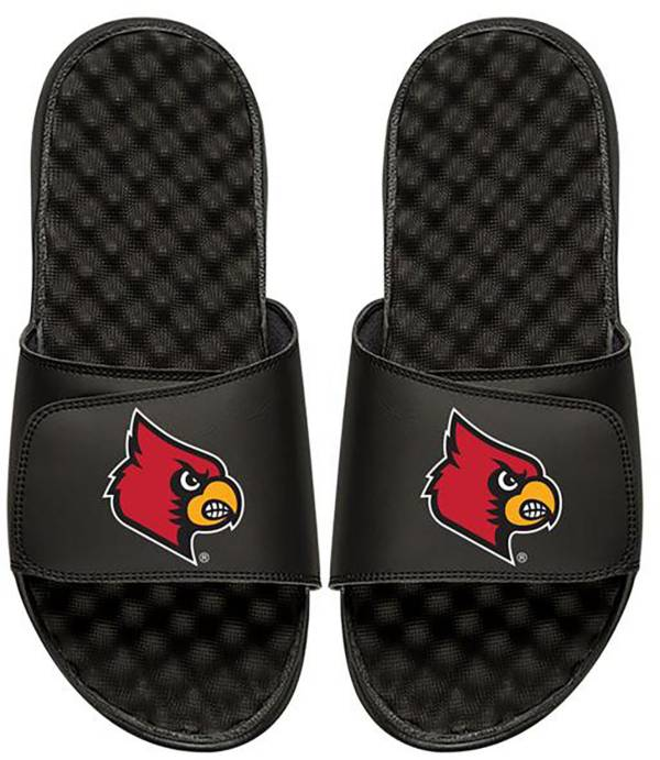 ISlide Louisville Cardinals Youth Sandals product image