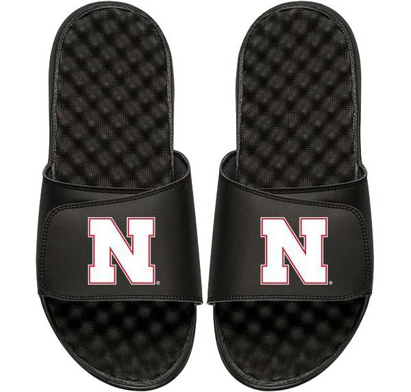 ISlide Nebraska Cornhuskers Youth Sandals product image