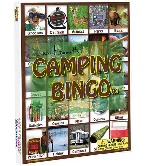 Channel Craft Camping Bingo product image