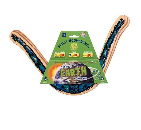 Channel Craft Spirit Of Earth Boomerang product image