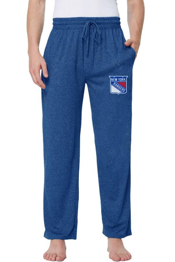 Concepts Sport Men's New York Rangers Quest  Knit Pants product image