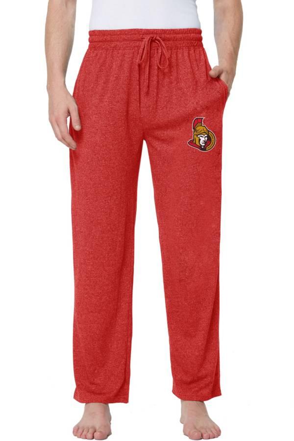 Concepts Sport Men's Ottawa Senators Quest  Knit Pants product image