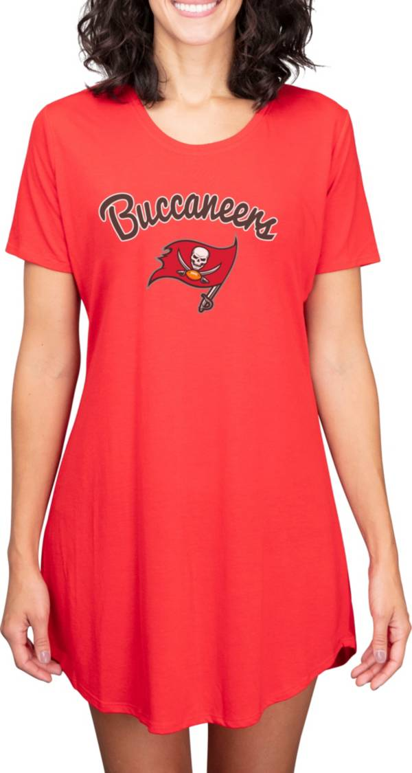 Concepts Sport Women's Tampa Bay Buccaneers Red Nightshirt product image