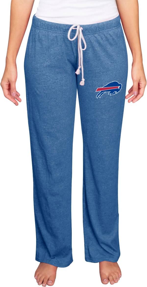 Concepts Sport Women's Buffalo Bills Quest Royal Pants product image