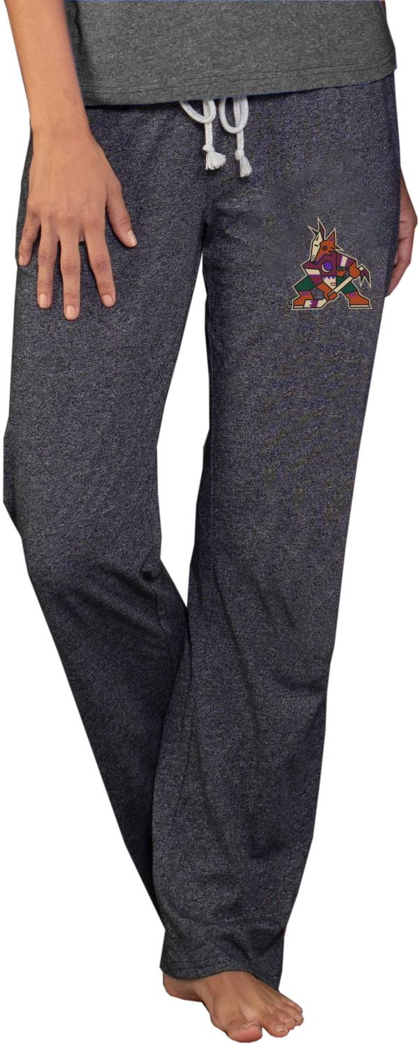 Concepts Sport Women's Arizona Coyotes Quest  Knit Pants product image
