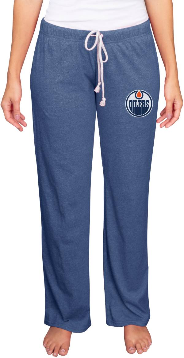 Concepts Sport Women's Edmonton Oilers Quest  Knit Pants product image