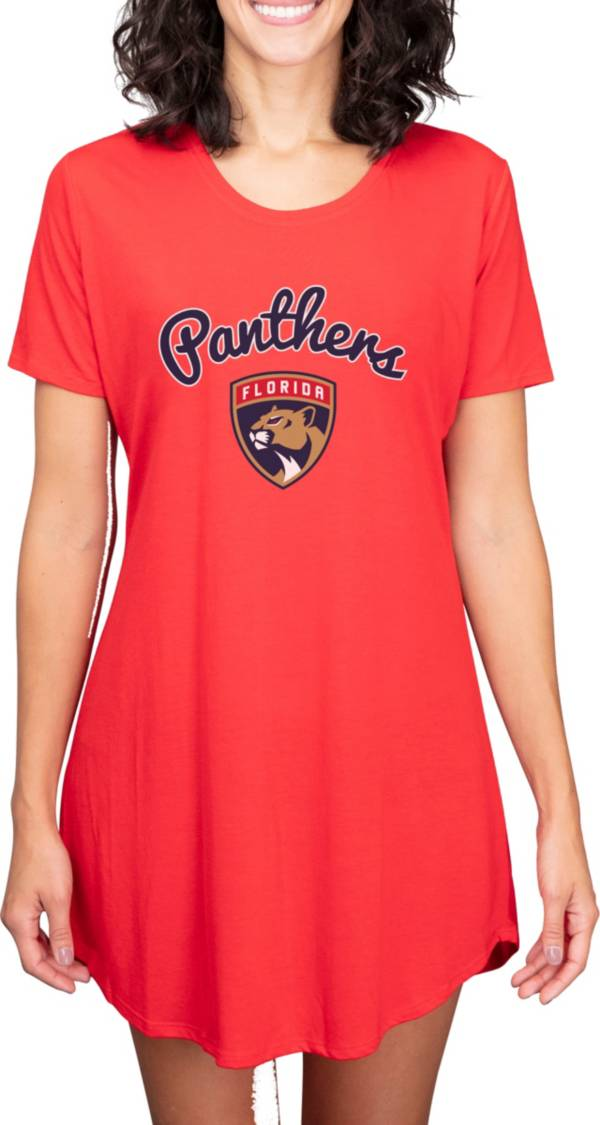 Concepts Sport Women's Florida Panthers Marathon  Nightshirt product image