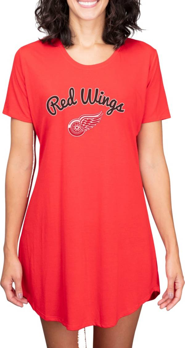 Concepts Sport Women's Detroit Red Wings Marathon  Nightshirt product image