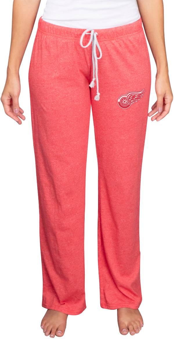 Concepts Sport Women's Detroit Red Wings Quest  Knit Pants product image